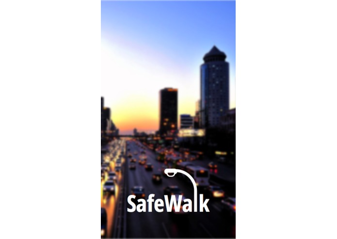 SafeWalk – screenshot 1