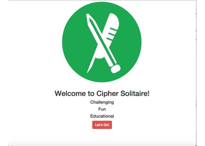 Cipher Solitaire – screenshot 2