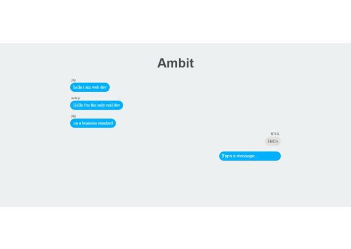 Ambit – screenshot 4