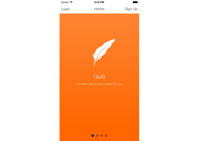Quill – screenshot 4