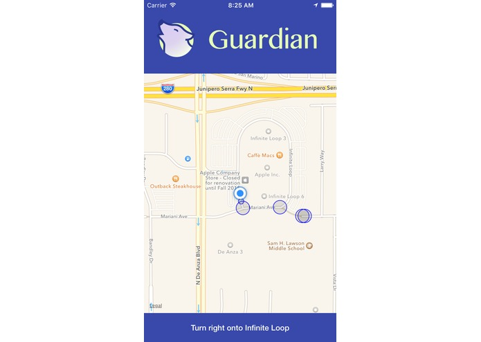 Guardian – screenshot 3