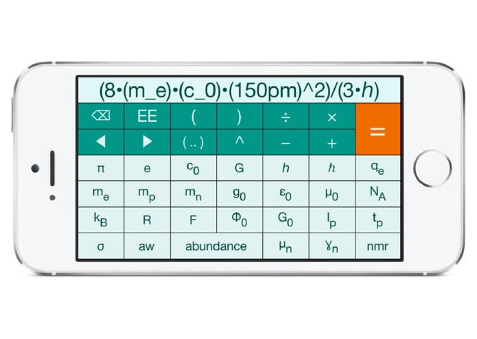 PhySyCalc – screenshot 2