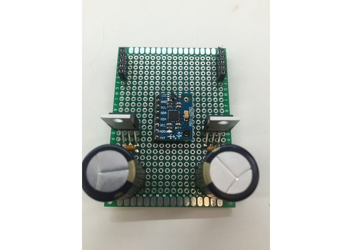 balancebot a self balancing robot Balancebot - python code for self balancing robot using mpu6050 and raspberry pi skip to content features  thebdcoder / balancebot code issues 0 pull requests 0.