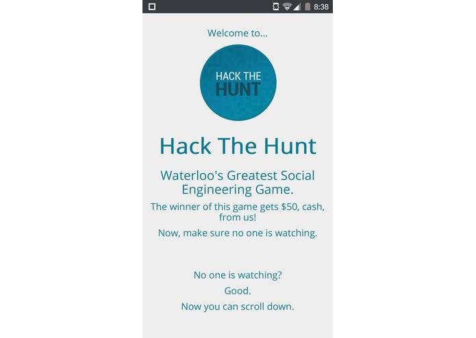 Hack The Hunt – screenshot 2