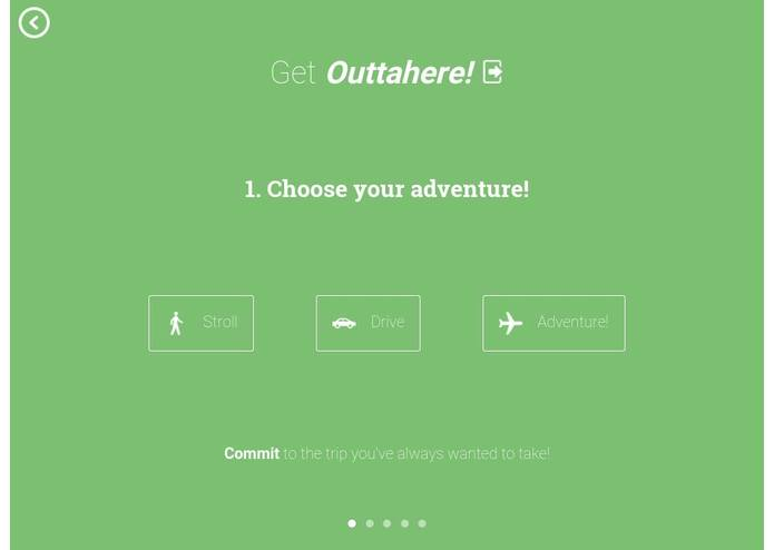OuttaHere! – screenshot 1