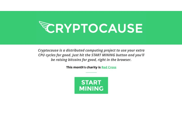 Cryptocause – screenshot 1