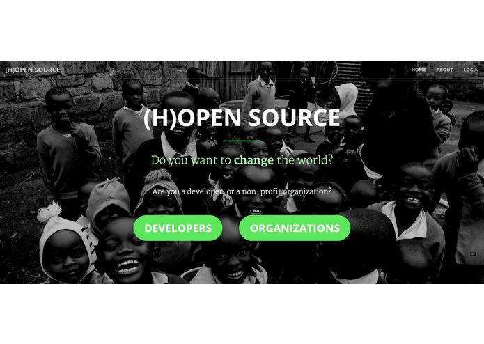 HopenSource – screenshot 1