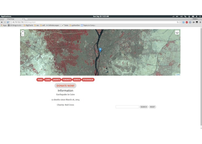 CharMap – screenshot 2