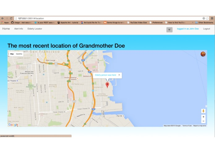 Loving Locator – screenshot 3