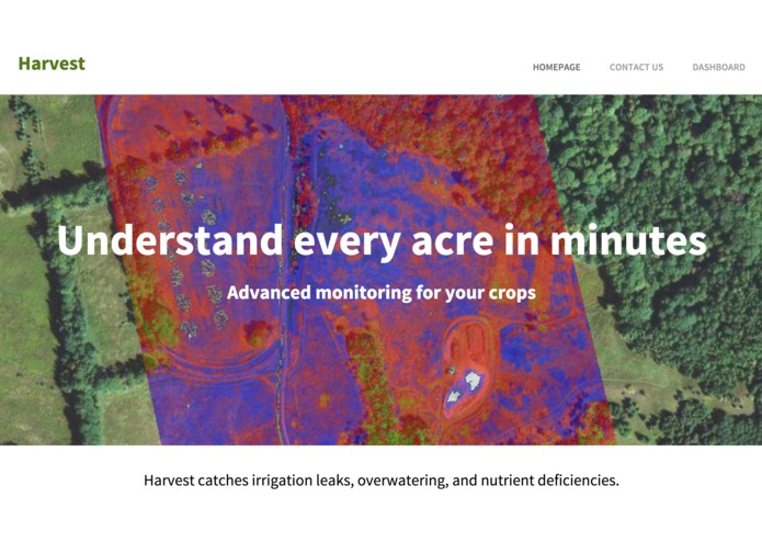 Harvest – screenshot 1