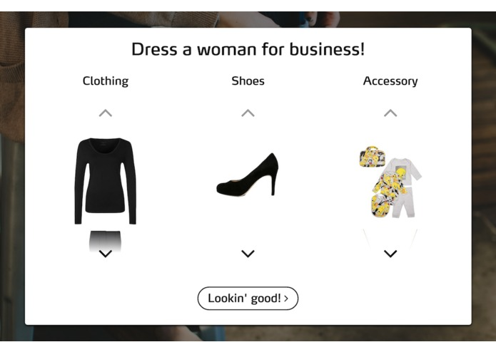 Fashion Sense – screenshot 2
