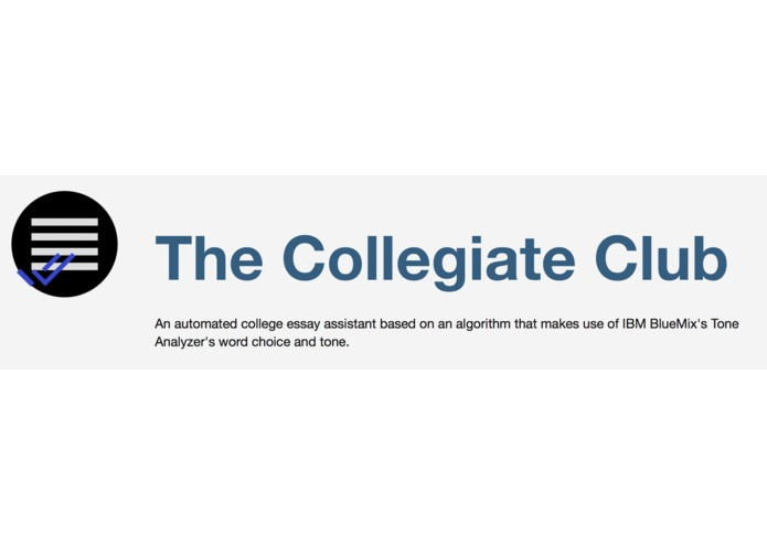 The Collegiate Club – screenshot 1