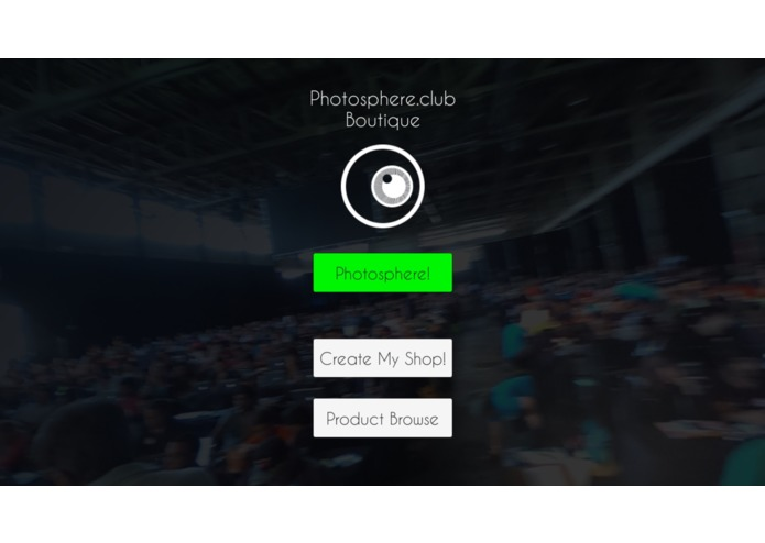 Photosphere.club Boutique VR – screenshot 4