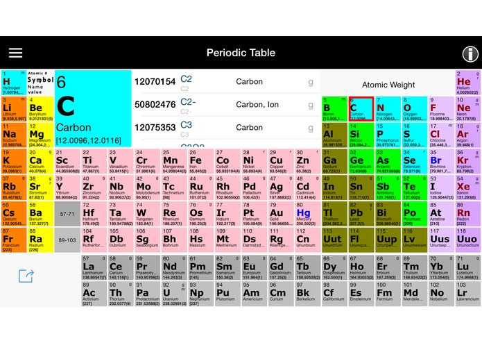 Science Data Pro Search Tool – screenshot 1