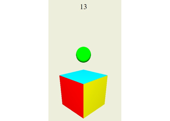 Cube Catch – screenshot 1