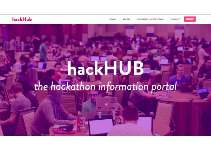 hackHub – screenshot 1