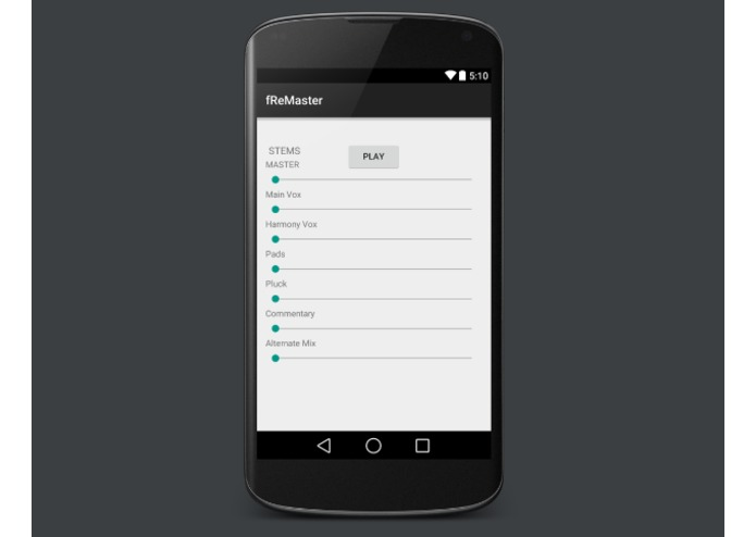fReMaster – screenshot 1