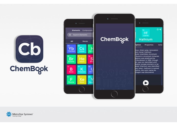 ChemBook – screenshot 1