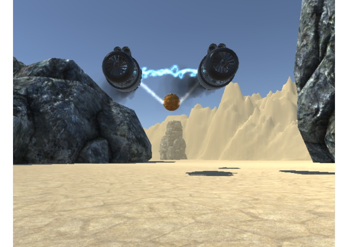 Pod Racer VR – screenshot 2