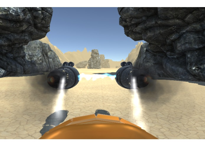 Pod Racer VR – screenshot 4