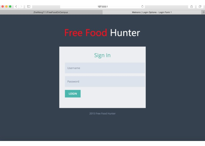 Free Food Hunter – screenshot 1