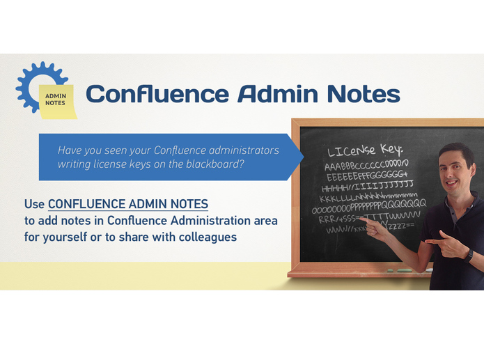 Confluence Admin Notes – screenshot 5