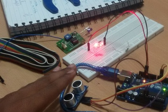smart street light using arduino