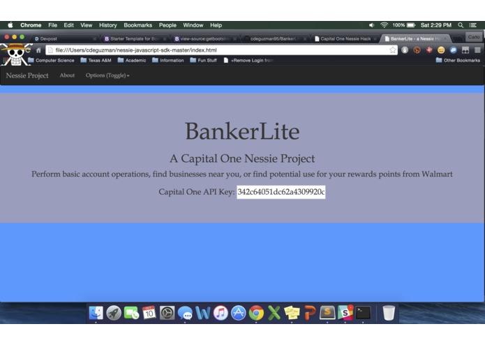 BankerLite – screenshot 1