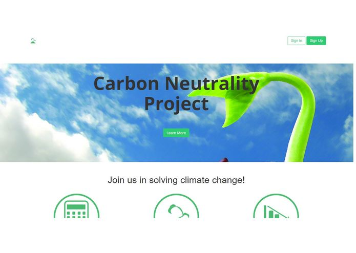 Carbon Neutral – screenshot 1