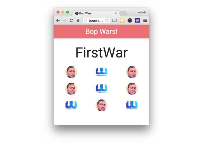 BopWars – screenshot 1