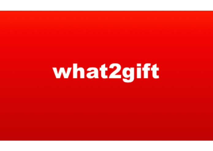 what2gift – screenshot 1