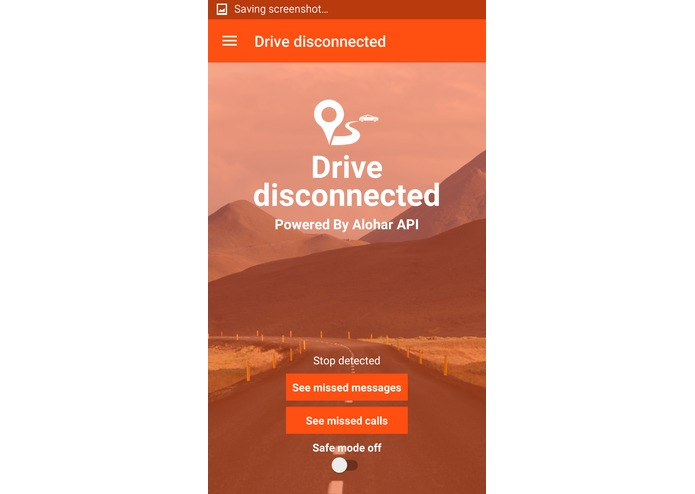Drive Disconnected – screenshot 1