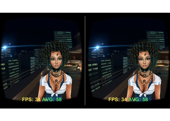 VR Rooms (IMVU) – screenshot 1
