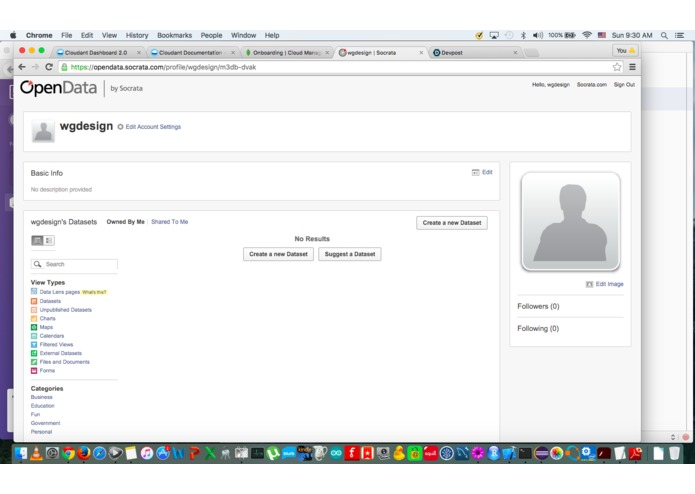 Transfer Socrata.Bluemix – screenshot 4