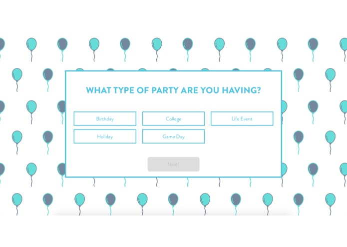 Party Planner – screenshot 2
