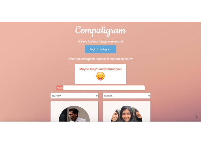 Compatigram – screenshot 1