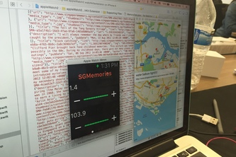 Singapore Memory Project app