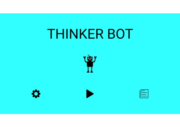 Thinker Bot – screenshot 2