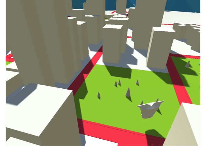 Awkward Giant Robot Urban Sandbox – screenshot 2