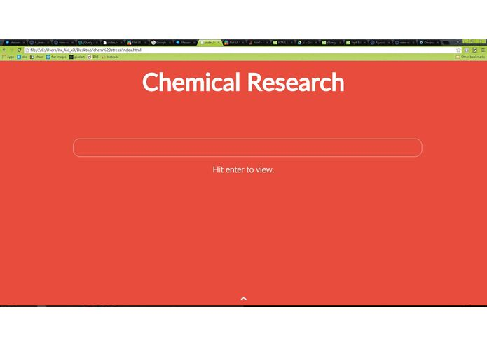 ChemStress – screenshot 2