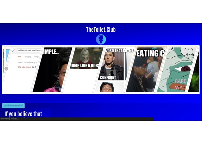 TheToilet.Club – screenshot 7