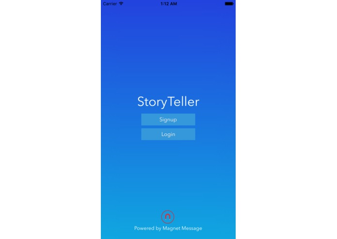 StoryTeller – screenshot 1
