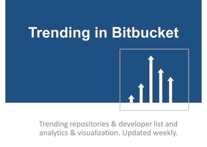 Trending in BitBucket – screenshot 1
