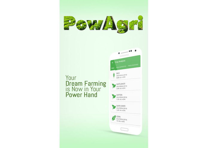 PowAgri – screenshot 1