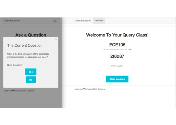 Query  – screenshot 2