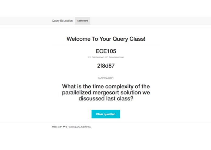 Query  – screenshot 3