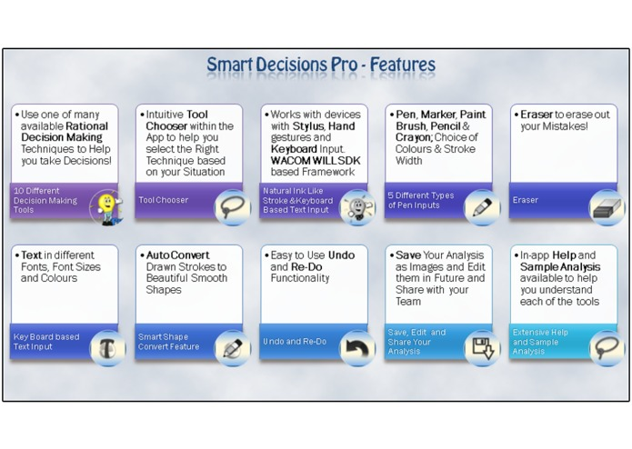 Smart Decisions Pro – screenshot 2