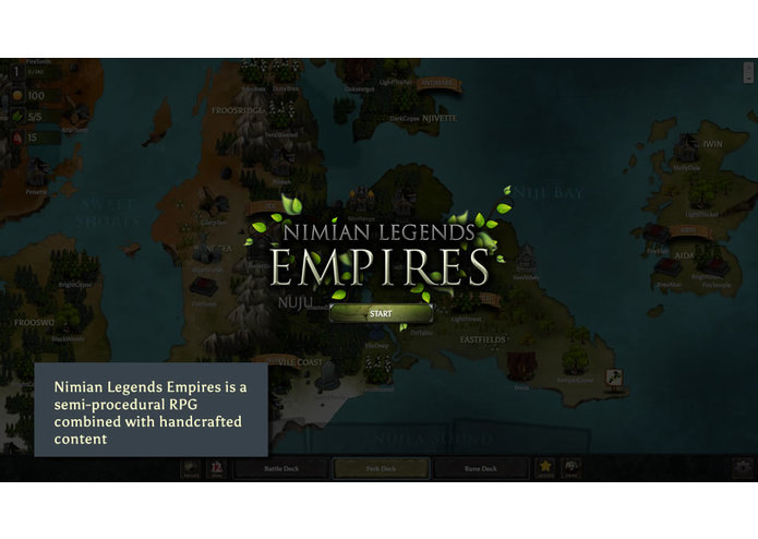Nimian Legends Empires – screenshot 1