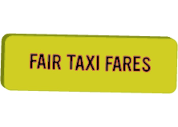 Fair Taxi Fares – screenshot 1