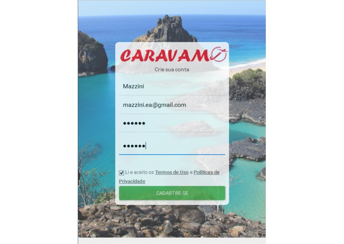 CaraVamo! – screenshot 4